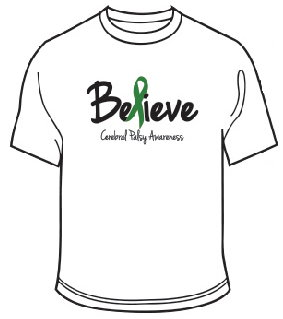 Cerebral Palsy Awareness Shirt